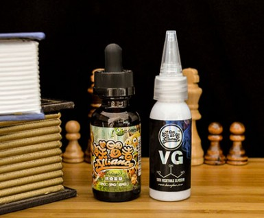 Alliance banana pie e-juice