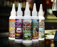 Alliance peach queen e-juice