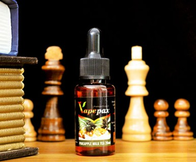 High tea e-juice