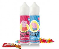 Peppa Pig theme blueberry bubble gum e-juice
