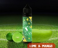 World Cup Theme Lime Mango E-juice