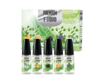 OEM E-commerce platform hot sale mint e-liquid Series 1