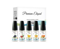 OEM Amazon Hot Sale Set fruit e-liquid series 2
