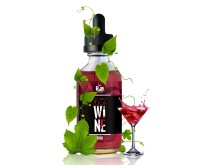 Red wine e-liquid