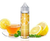 lemon tea e-liquid
