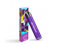 Grape flavor disposable e-cigarette