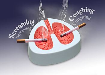 Traditional cigarettes are harmful