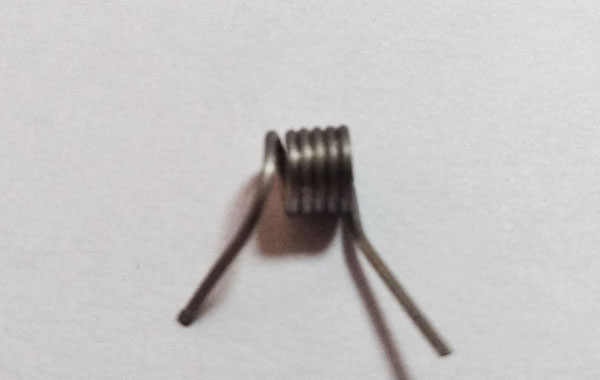 Loose heating wire
