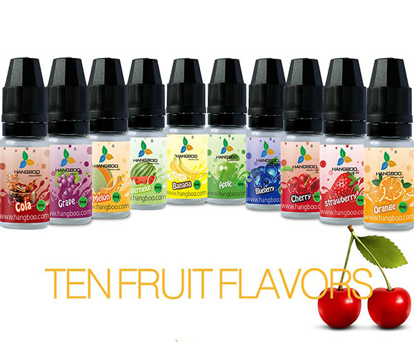 0mg 10ml fruit e-liquid